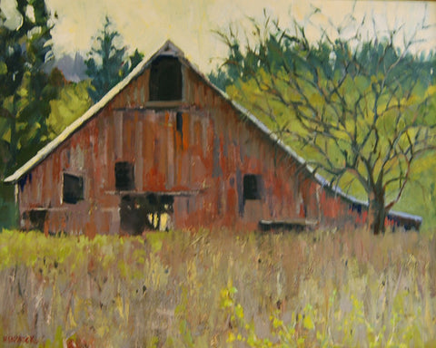The Old Barn (Oregon)