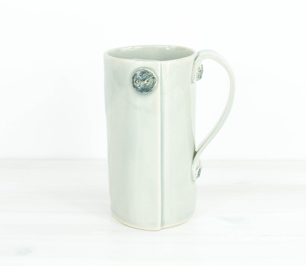Button Mug - Left Handed