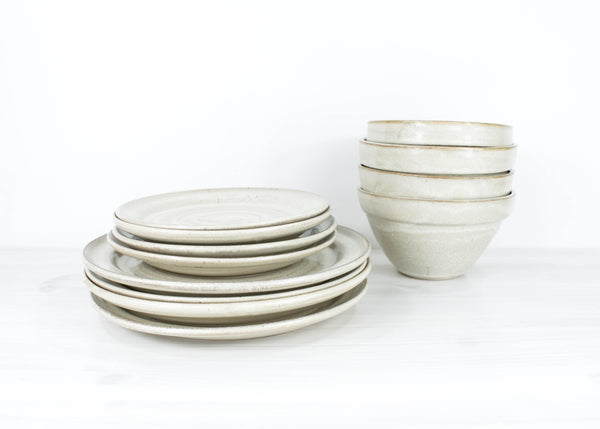 12 PC Dish Set