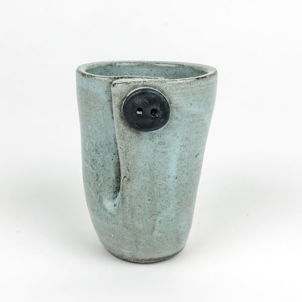 Little Vase in Dark Stoneware