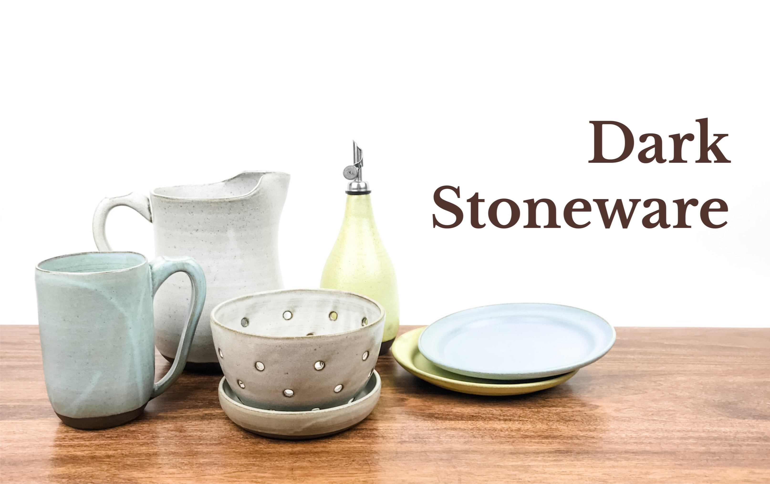 Handmade Ceramic Stoneware Pottery Mugs and Cups