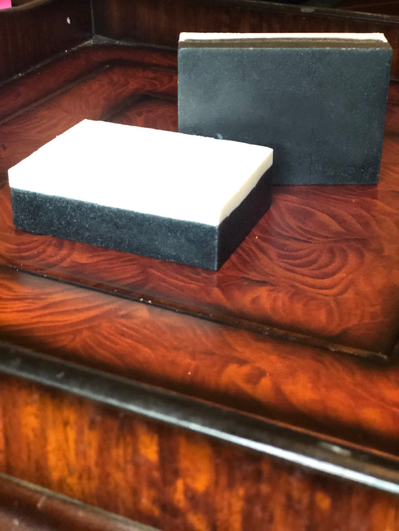 Activated Charcoal and Tea Tree Oil, Natural Soap.