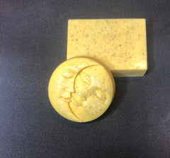 Tumeric, Oatmeal and Honey Natural Soap.