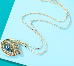 Evil Eye, Necklace