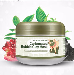 Carbonated,Bubble Clay Mask