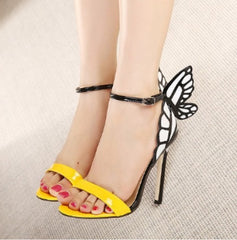 Butterfly Dream Heels