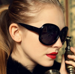 Vintage Big Frames Sunglasses