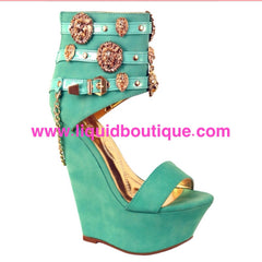 Lion Head Wedges