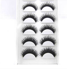 007 Thick Long Handmade Lashes