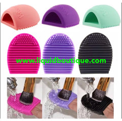 Silicone, Egg Brush Cleaner