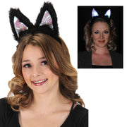 Black Cat Light up Ears