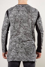 Cross Collared Arma Long sleeve