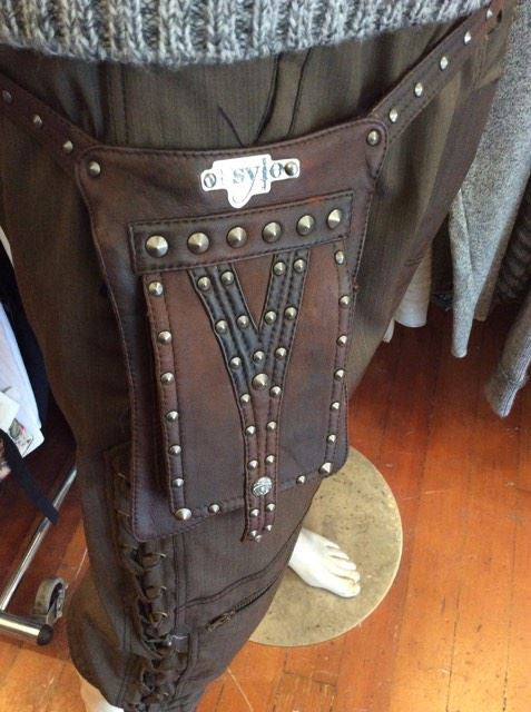 Warchief Rat Bag Belt