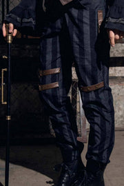 Striped Steampunk Trousers