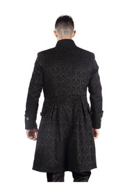 Clandestine Tea Tail Coat