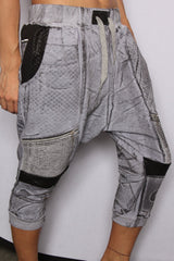 Concrete Chronic Capris