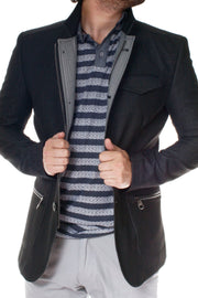 Tux Accented Jacket