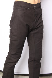 Ebony Meander Troubadour Slacks