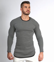 Salt and Pepper Granite Long Sleeve