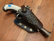 SteamPunk Pearl Pistol Lighter