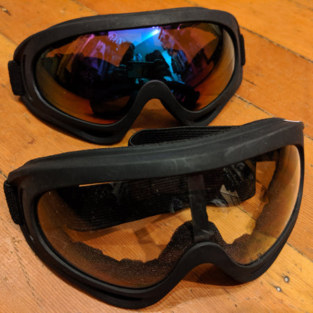 Interceptor Goggles