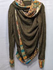 Digital Cowl Drape