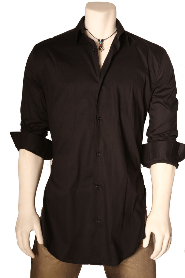 Graft Side Zip Shirt