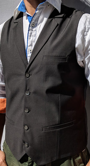Piccadilly Dapper Pant and Vest Set