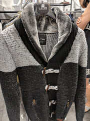 Wingman Lounge Cardigan