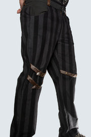 Capone Pinstripe Trousers
