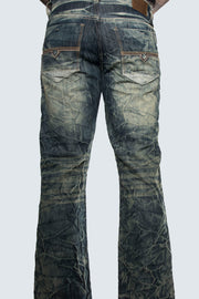 Electric Wash Denim Jeans