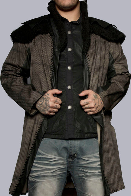 Giantsbane Overcoat