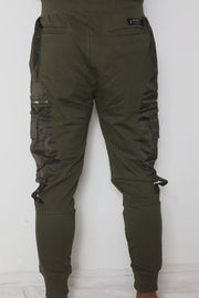 Eject Zip Joggers
