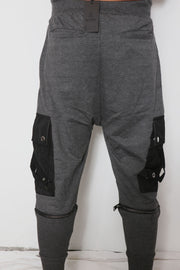 Modulated Zip Joggers
