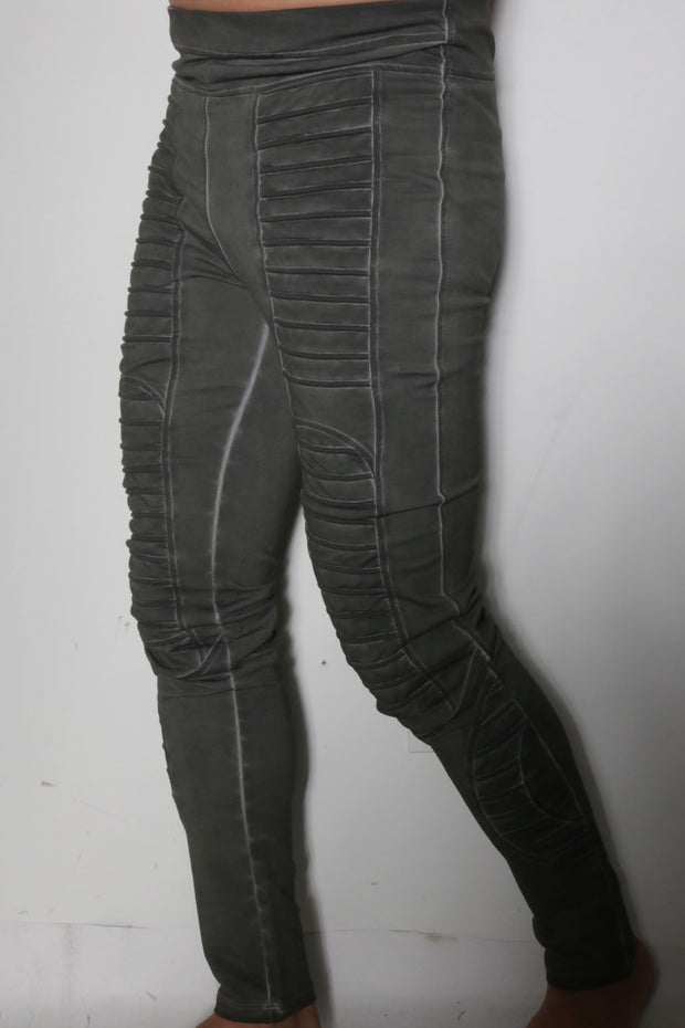Treaded Moto Leggings