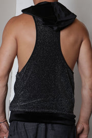 Marble Canyon Sleeveless Hoodie