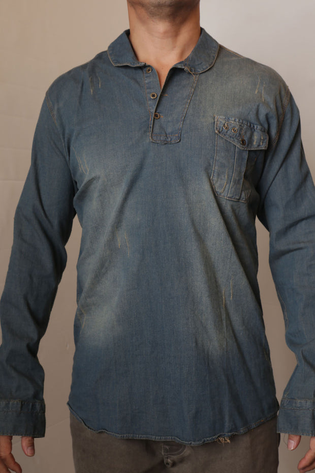 Gideon Denim Shirt