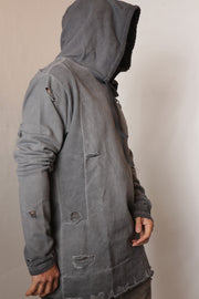 Corrosion Hooded Jersey