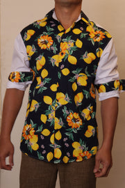 Lemons Dress Shirt