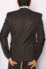 Pitch Black Blazer