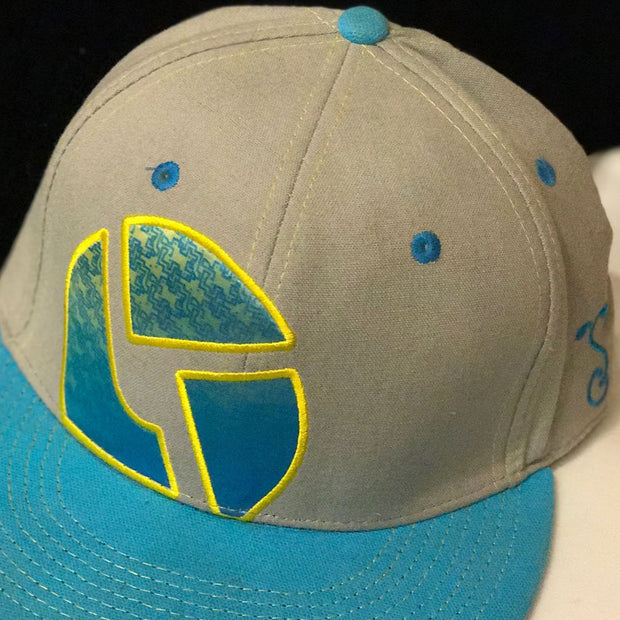 Disco Biscuits Throwdown Hat