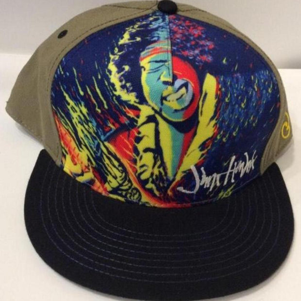 Hendrix Throwdown Snapback