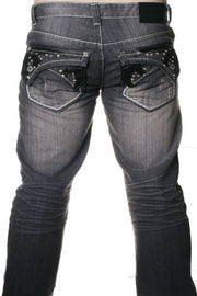 Diamond Studded Jeans