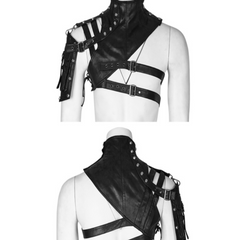 Black Catharsis Harness