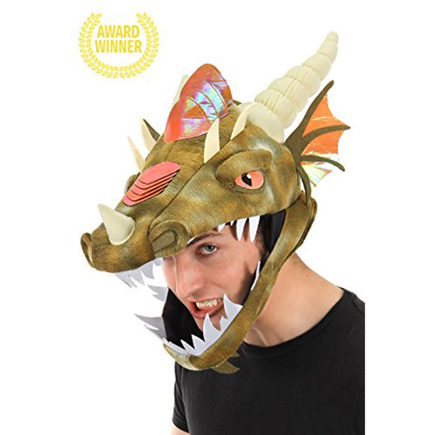 Dragon Plush Hat