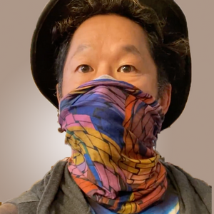 COVID Face Mask Scarf