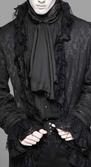 Gothic Decadent Long Coat
