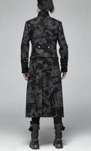 Punk Dragon Trench Coat