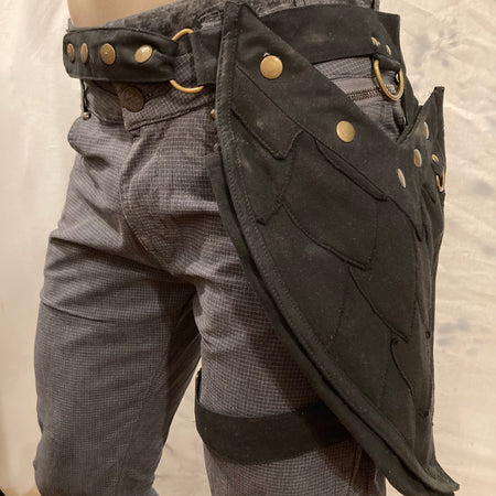 Dragon Scales Leg Belt