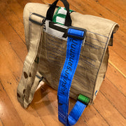 Cement Upcycled Backpacks